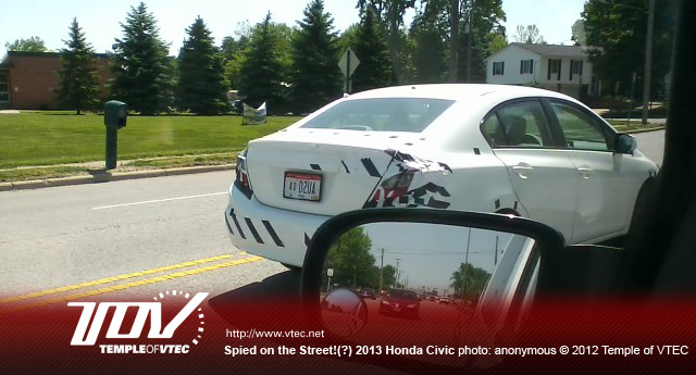 Temple Of Vtec >> Formerly The Honda Portal Temple Of Vtec Reader Chad Davis Spies A