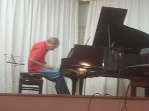 pianista  Paulo  Gondim