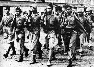 Perlawanan Angkat Senjata Bangsa Indonesia