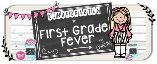 First Grade Fever! by Christie