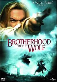 Brotherhood of the Wolf 2001 Movie Poster