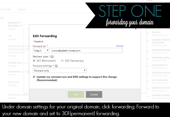 Rebranding your blog step by step
