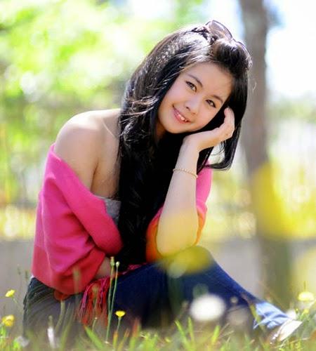 Vẻ đẹp tựa thiên thần của hot girl tuổi TEEN