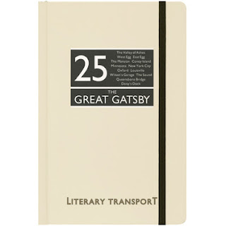 literary notebook