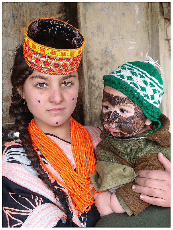 chitral girl