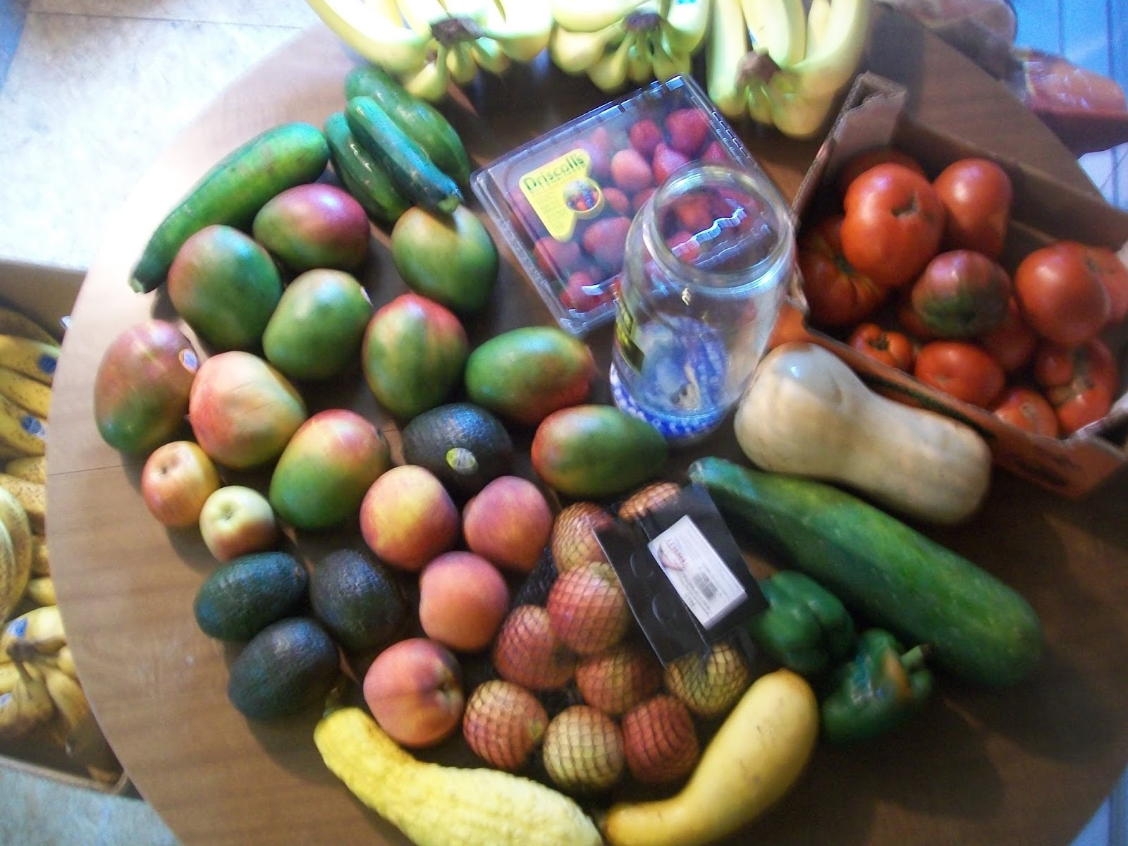 Vegans Living Off the Land Garden Harvest Grocery Hauls Raw