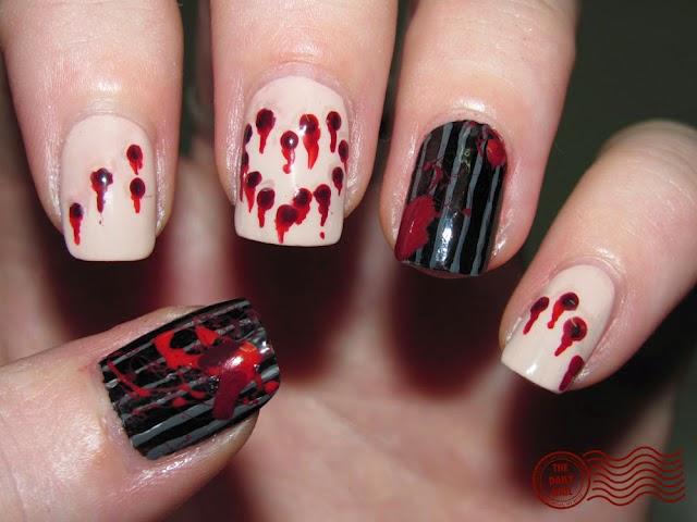 Uñas Pintadas, Diseño Halloween, II Parte