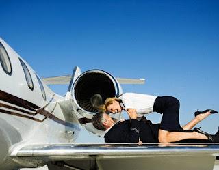 Vuelos que cumplen las fantasias Sexuales de sus pasajeros