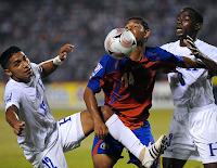 Honduras Costa Rica futbol