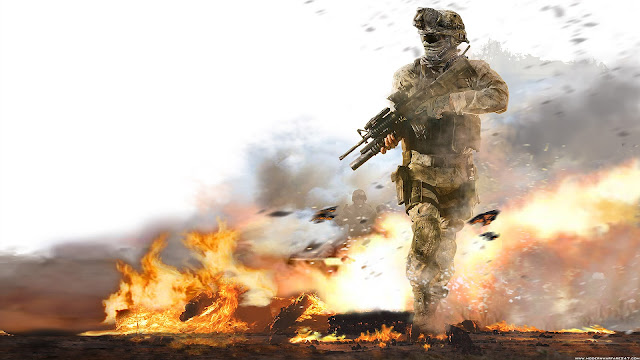 call of duty modern warfare 2 infinity ward first person shooter