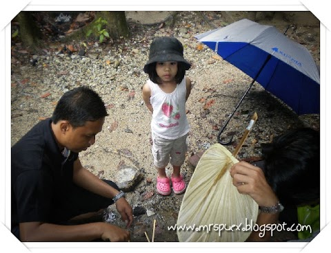 Wiken Outing - Sungai Congkak PART 2