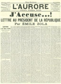 Une Histoire De Lettres Exemple De Lettre Ouverte Celebre 4e