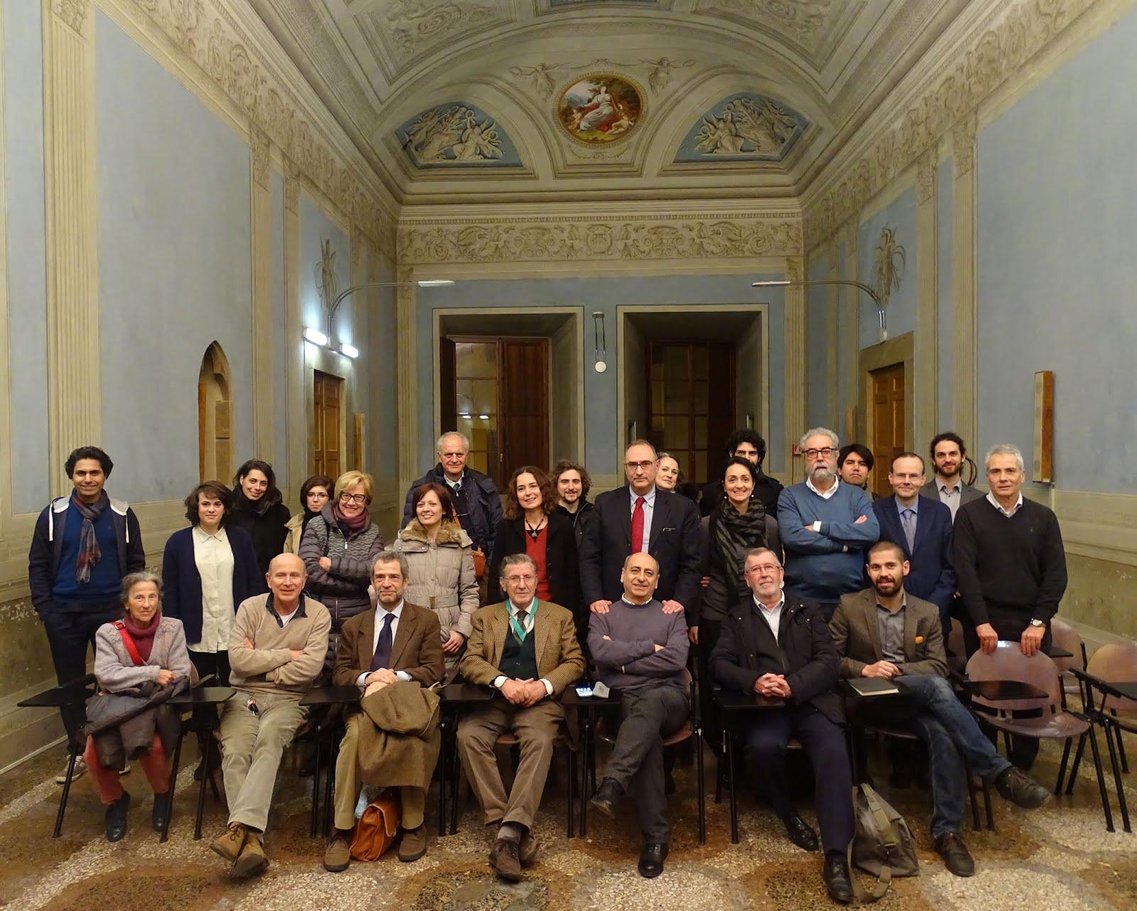 CLAUSURADO EL SEMINARIO FLORENCIA-CÁCERES