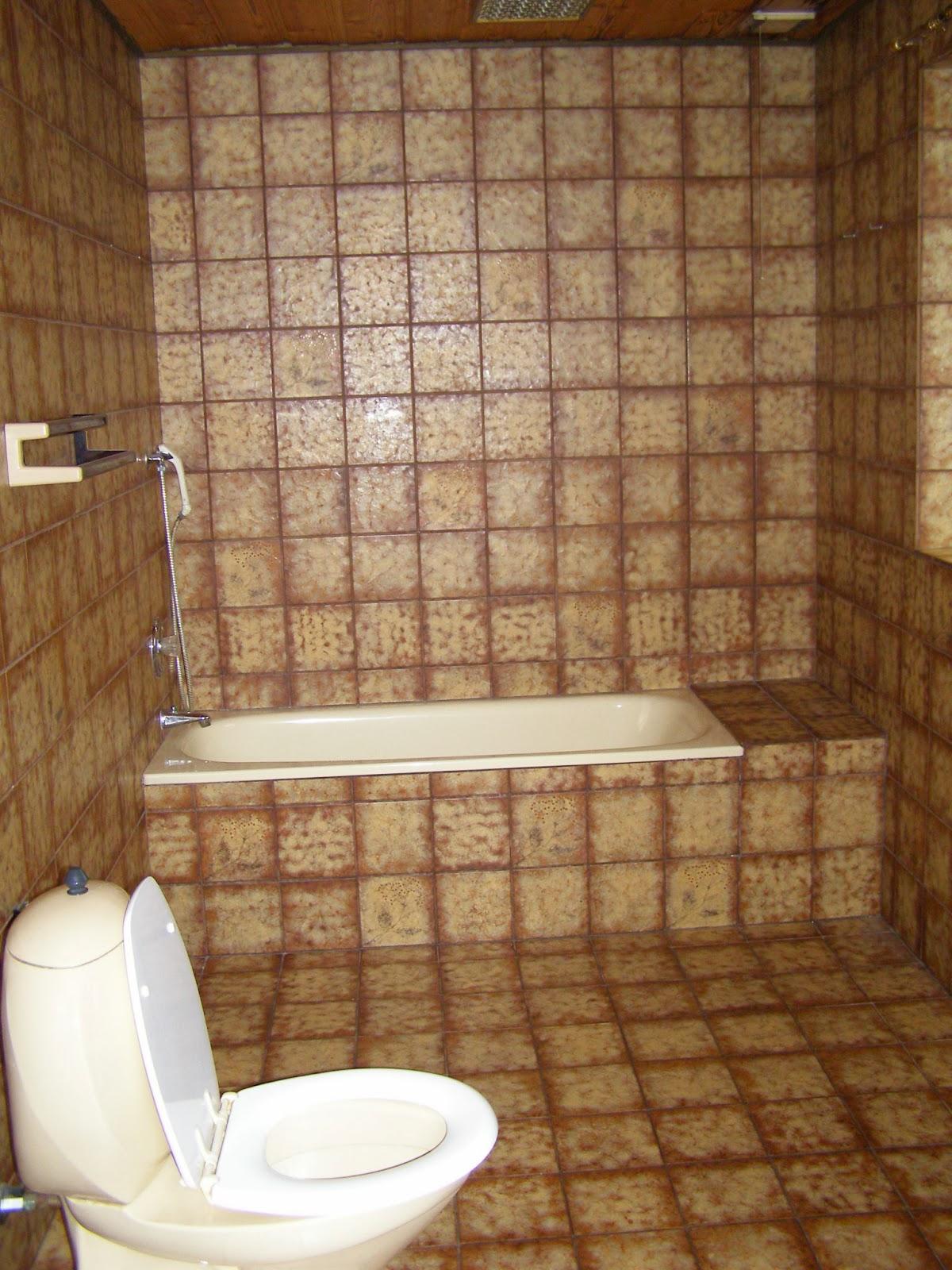 Halager: fra skrot til slot   de færdige rum: badeværelset