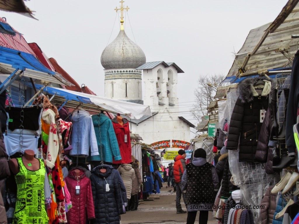 псковский базар
