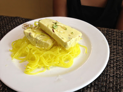 Kulfi at Punjab Grill, Pune