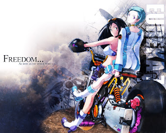 #8 Eureka Seven Wallpaper