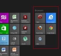 Personalizzare Windows 8