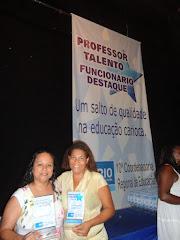 Professor Talento e Funcionário Destaque 2012