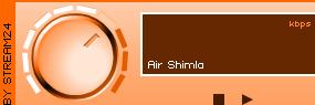 AIR SHIMLA LIVE
