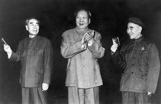 """""""El Incidente de Lin Biao desde dentro"""" - publicado en el blog Crítica Marxista-Leninista a partir de un libro de Qiu Jin - links para la descarga del texto completo de Qiu Jin y otro texto de Mao Zedong - en los mensajes hay otro texto relacionado Zhou,+Mao+y+Lin"""
