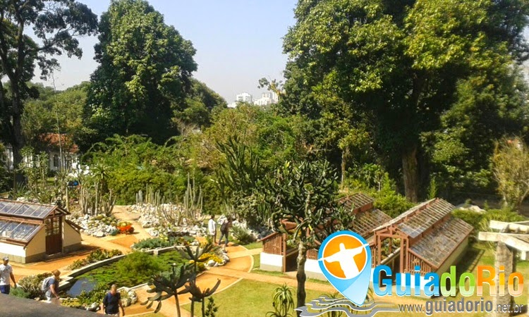 Projeto Rio Natureza - Jardim Botânico