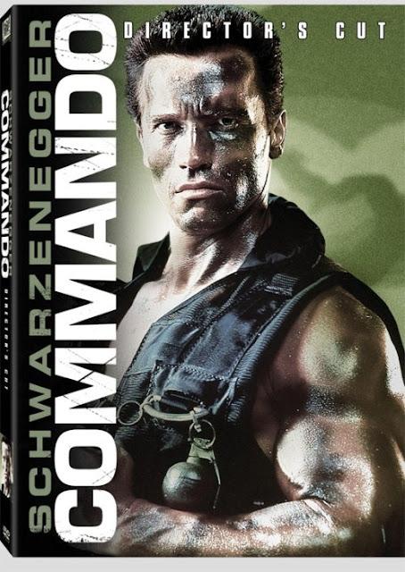 Commando คอมมานโด HD 1985