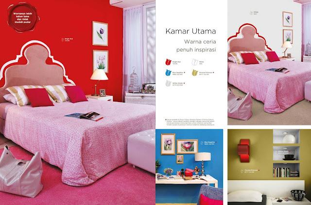 Katalog Warna Cat Paragon submited images.