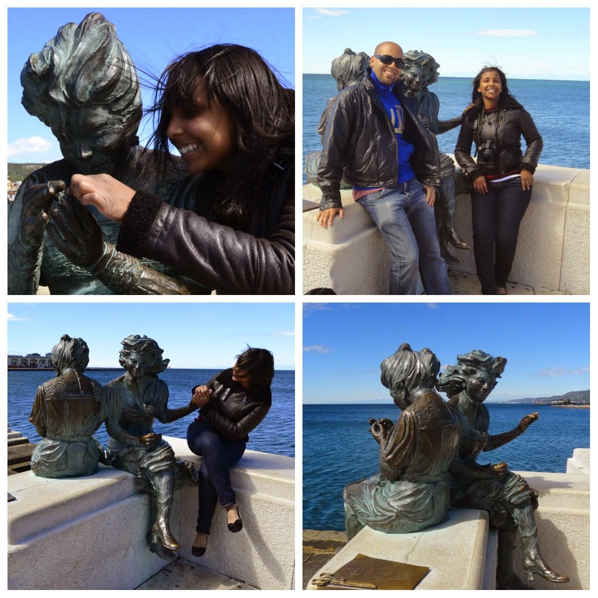 Trieste, Itália - De Mochila pela Europa! Viviane Rodrigues