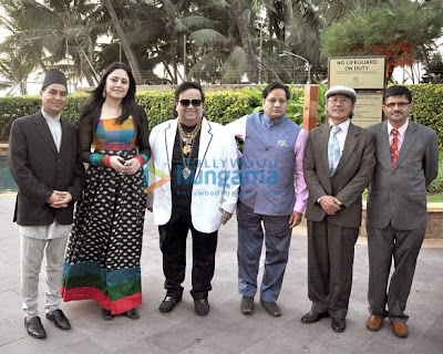 Bappi Lahiri announced as UNESCO Nepal's 'Education For All' goodwill ambassador