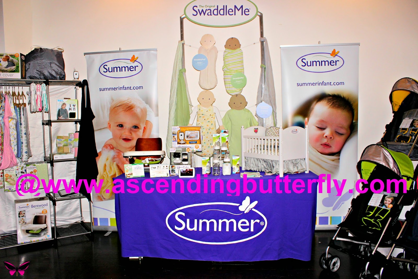 Summer Infant at Getting Gorgeous 2014
