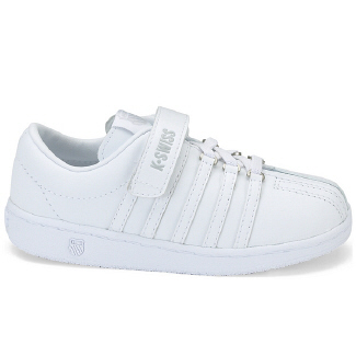 all white k-swiss shoes for kids