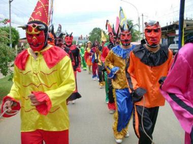 Carnaval Riojano (Perú)