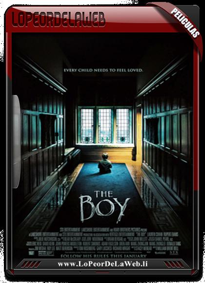 El Niño (The Boy) 720p Latino (2016) [Multi-Host]