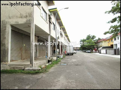 IPOH FACTORY FOR SALE (I00158)