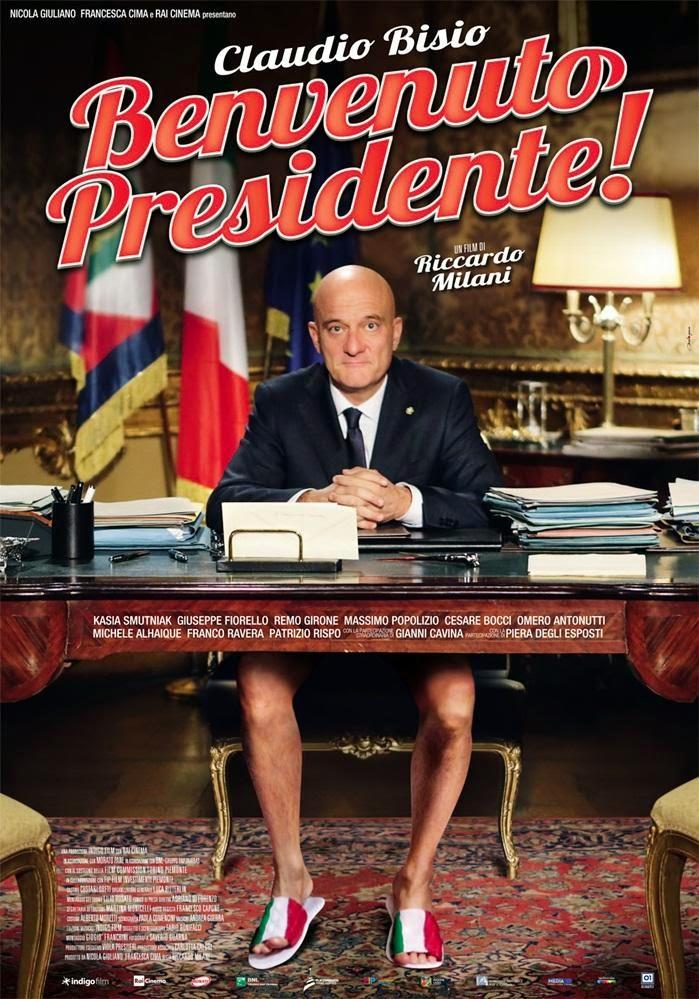 Ver Benvenuto Presidente! (2013) Online
