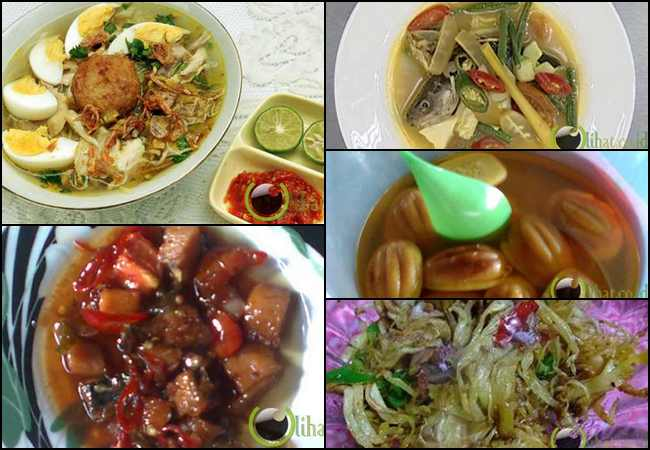 9 Makanan Kuliner Khas dari Kota Banjarmasin