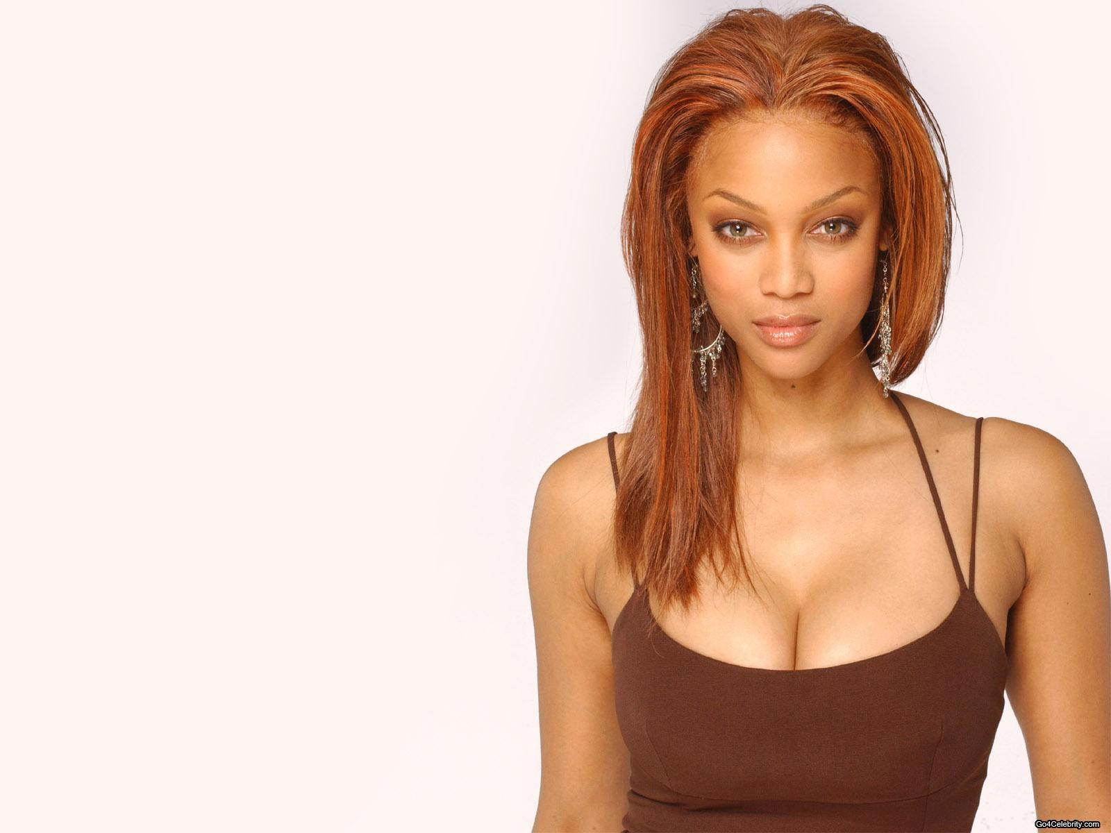 Tyra Banks Hairstyle Wallpapers