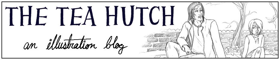 The Tea Hutch: Illustrations