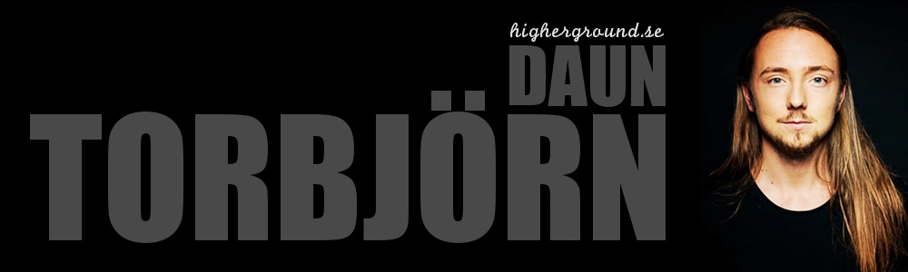 higherground.se - Torbjrn Dauns blogg