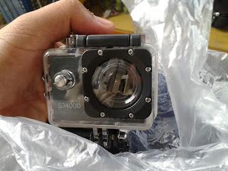 กล้องติดรถยนต์ SJ4000 Wifi