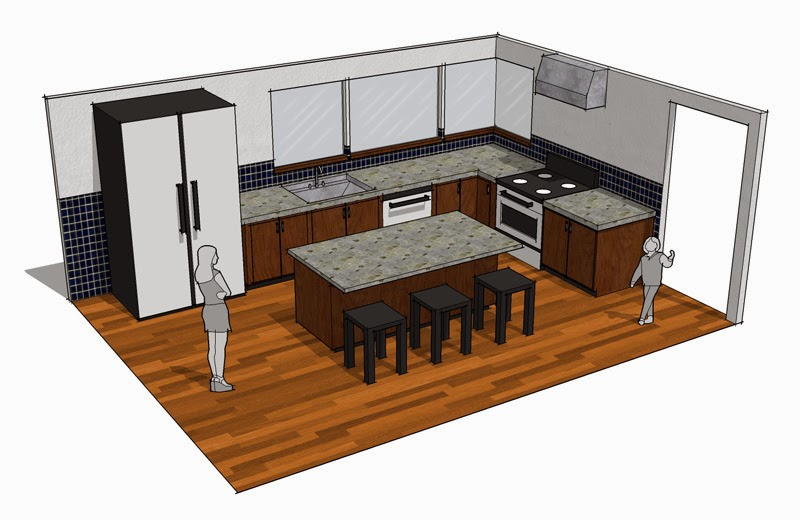 3d kitchen design tool Kitchen design software google sketchup