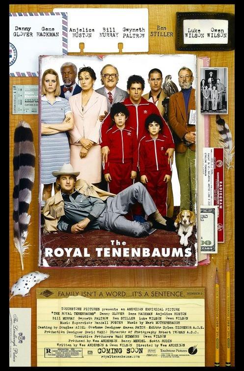 Gia Đình Thiên Tài - The Royal Tenenbaums