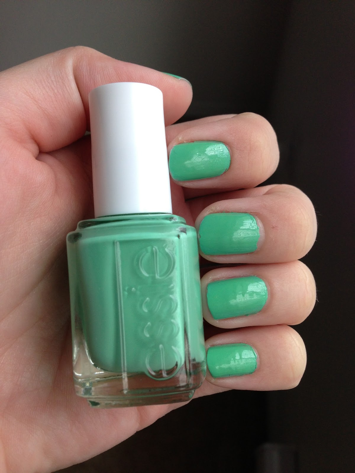 Buzzed About Beauty: Nail of the Day: Essie\'s First Timer