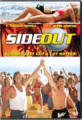 Watch Side Out 1990 Hollywood Movie Online | Side Out 1990 Hollywood Movie Poster