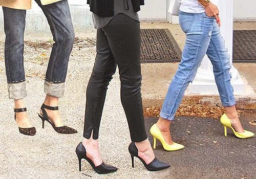 Tips Memilih Sepatu Wanita Model d'Orsay