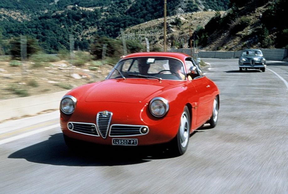 1960 alfa romeo giulietta sprint zagato related infomation specifications weili automotive network. Black Bedroom Furniture Sets. Home Design Ideas