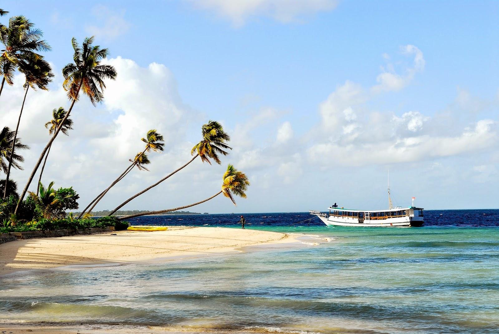 Spiagge della Malesia