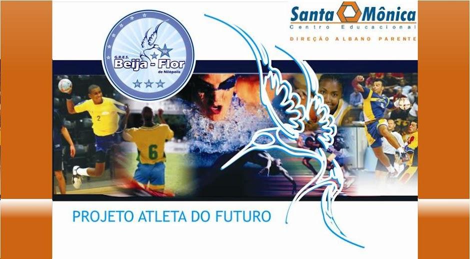 SANTA MÔNICA CENTRO EDUCACIONAL / G.R.E.S. BEIJA FLOR DE NILÓPOLIS
