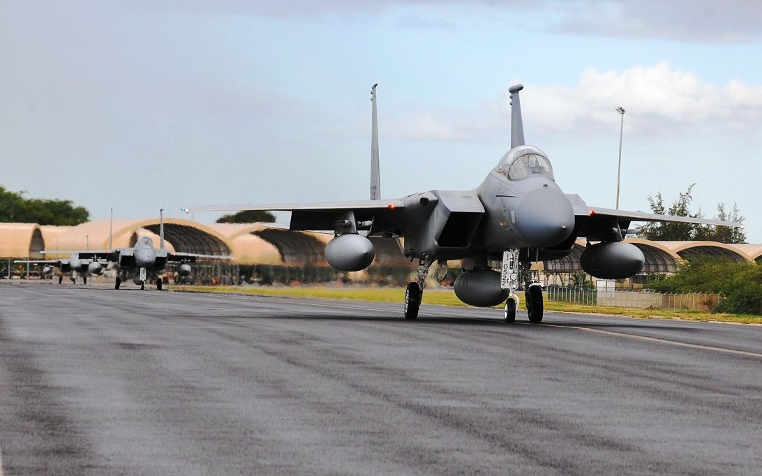 F-15 Eagle Jet Fifghter Wallpaper 4